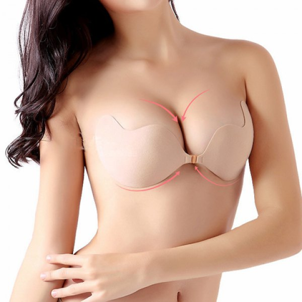 0d02001fea Mango-shape Strapless Backless Invisible Bra Shenzhen Itechly Technology  Co.